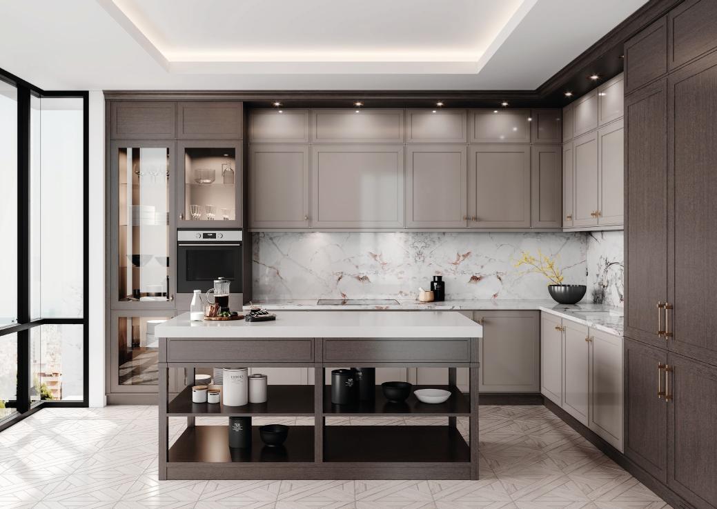 Cozinha personalizada